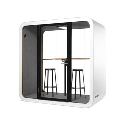 Framery Q | Working with PAL | Office Pods | Framery