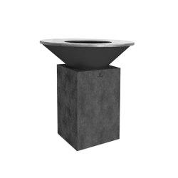 OFYR Classic Concrete 100 | Fire bowls | OFYR