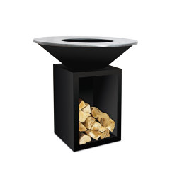 OFYR Classic Storage Black 100 | Fire bowls | OFYR