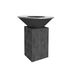 OFYR Classic Concrete 85 | Fire bowls | OFYR