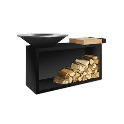 OFYR Island Black 85 | Fireplace accessories | OFYR