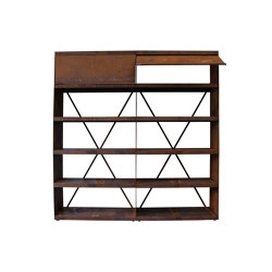 Wood Storage 200 | Fireplace accessories | OFYR