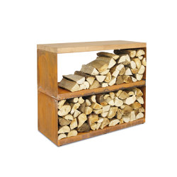 Wood Storage Dressoir | Fireplace accessories | OFYR