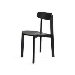 Bondi Chair | Black | Sillas | Please Wait to be Seated