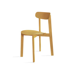 Bondi Chair | Turmeric yellow | Sillas | Please Wait to be Seated