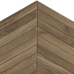 Nest Brown Chevron | Carrelage céramique | Fap Ceramiche