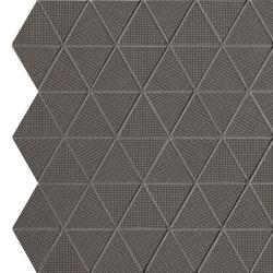 Pat Chocolate Triangolo Mosaico | Mosaicos de cerámica | Fap Ceramiche
