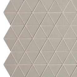 Pat Ecru Triangolo Mosaico | Mosaicos de cerámica | Fap Ceramiche