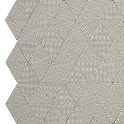 Pat Grey Triangolo Mosaico | Mosaici ceramica | Fap Ceramiche