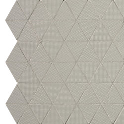 Pat Grey Triangolo Mosaico | Mosaïques céramique | Fap Ceramiche