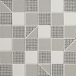 Pat Grey Slash Mosaico | Mosaici ceramica | Fap Ceramiche