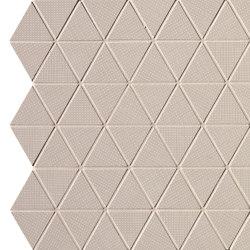 Pat Rose Triangolo Mosaico | Mosaicos de cerámica | Fap Ceramiche
