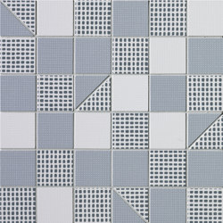 Pat Sky Slash Mosaico | Ceramic mosaics | Fap Ceramiche