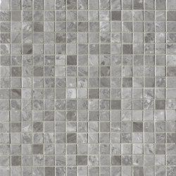 Roma Classic Grigio Superiore Micromosaico | Ceramic mosaics | Fap Ceramiche
