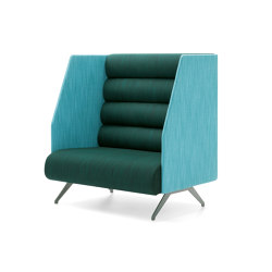 Ren Office 1 Seater High | Panche | Torre 1961