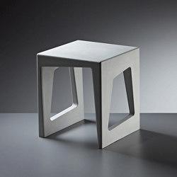 dade PASO concrete stool | Stools | Dade Design AG concrete works Beton