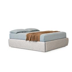Rialto platform bed | Betten | Pianca