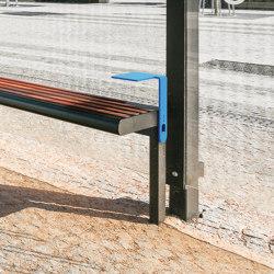aureo | Smart shelter | Bus stop shelters | mmcité