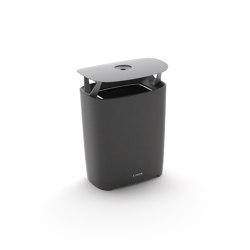 better | Litter bin with top | Waste baskets | mmcité