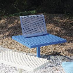 pixel | Parkbank | Sitzbänke | mmcité
