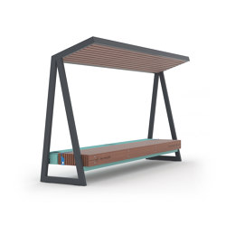 woody | Panchina solare | Panche | mmcité