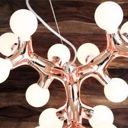 DNA chandelier XL | Lámparas de suspensión | next