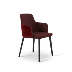 Back Me Up Armchair | Chairs | Montis