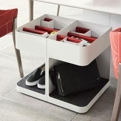 tn Storage & Accessories | Pedestals | Teknion