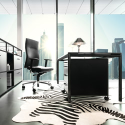 S-Desk black edition | Escritorios | Dauphin Home