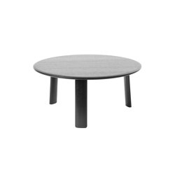 Alle Coffee Table Large Black | Coffee tables | Hem Design Studio