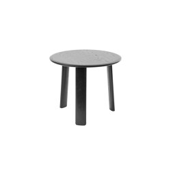 Alle Coffee Table Small Black | Side tables | Hem Design Studio