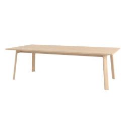 "Alle Dining Table 250 cm/98"" | Dining tables | Hem Design Studio"