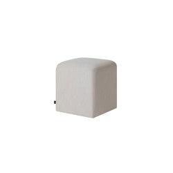Bon Pouf Cube Shell | Poufs | Hem Design Studio