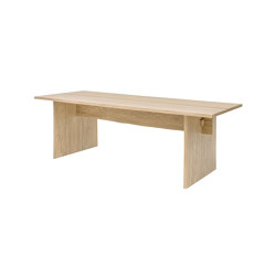 Bookmatch Table 220 cm/86.6"
