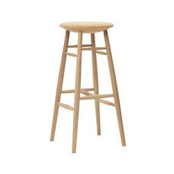 Drifted Bar Stool Light Cork/Oak | Bar stools | Hem Design Studio