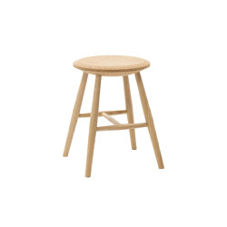 Drifted Stool Light Cork/Oak | Stools | Hem Design Studio