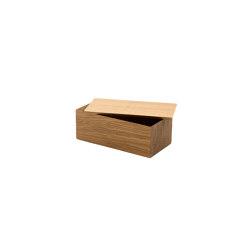 Gemma Box Large Oak | Storage boxes | Hem Design Studio