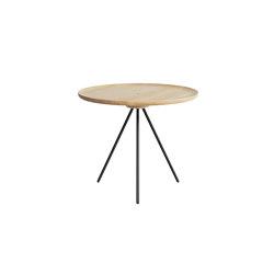 Key Coffee Table Ash / Black | Mesas auxiliares | Hem Design Studio