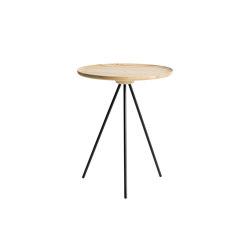 Key Side Table Ash/Black | Side tables | Hem Design Studio