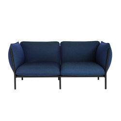 Kumo Sofa 2-Seater Mare | Sofas | Hem Design Studio