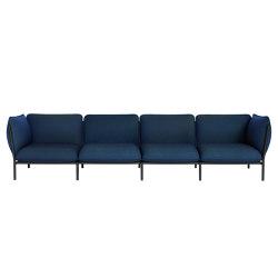 Kumo Sofa 4-Seater Mare | Sofas | Hem Design Studio