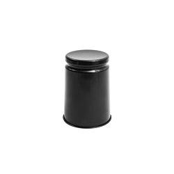 Last Stool Enameled Steel (Black) | Stools | Hem Design Studio