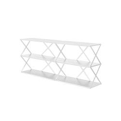 Lift Shelf 6 White | Estantería | Hem Design Studio
