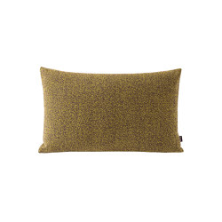 Melange Cushion Large Mustard   Cushions   Hem Design Studio