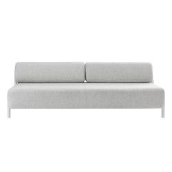 Palo 2-Seater Sofa Chalk   Sofas   Hem Design Studio