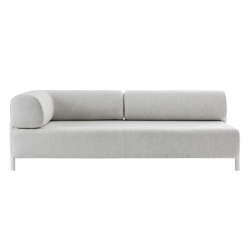 Palo Corner Sofa Left Chalk | Sofás | Hem Design Studio