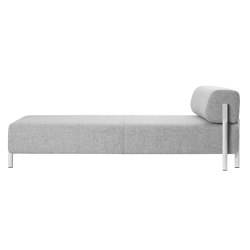Palo Lounger Grey | Chaise longues | Hem Design Studio