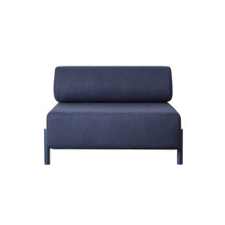 Palo Single-Seater Blue | Sessel | Hem Design Studio