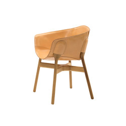 Pocket Armchair Natural | Stühle | Hem Design Studio