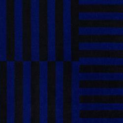 Stripe Rug Cobalt | Alfombras / Alfombras de diseño | Hem Design Studio